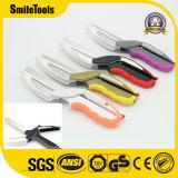 2 dans 1 cuisine Scissors&Cutter intelligent végétal d'acier inoxydable