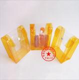 Heat Seal Transparent PVC Sac en plastique pour cosmétiques (YJ-B036)