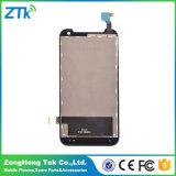 Schermo di tocco dell'affissione a cristalli liquidi del telefono delle cellule di qualità del AAA per il convertitore analogico/digitale di desiderio 310 di HTC