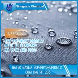 Вода - основанное супер гидродобное покрытие (PF-206)