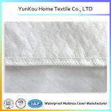 Luftdurchlässige wasserdichte Bambusfaser-strickender Matratze-Schoner