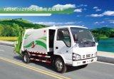 압축 쓰레기 트럭