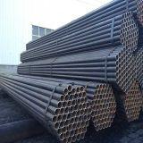 Чернота/гальванизированный стандарт стальной трубы ASTM/BS углерода отделки ERW