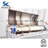 Centrifugadora automática de la jarra del lodo del tratamiento de aguas residuales