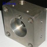 CNC 기계로 가공 부속, 알루미늄 6061 또는 구리