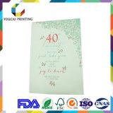 Postal de papel clásica de los varios diseños al por mayor