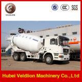 nuovo camion della betoniera di 6X4 Shacman 10/12m3
