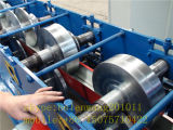 Kexinda Stahlrinne, die Maschine bildet