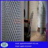 Metal expandido com peso leve em rolo ou no painel