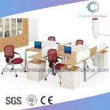 Рабочая станция стола самомоднейшего офиса мебели деревянная