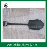 Schaufel-Kohlenstoffstahl-einteilige Stahlgriff-Schaufel