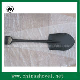 Shovel Railway Steel One Piece Steel Handle Shovel Spade