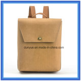 Sac occasionnel de papier matériel neuf de sac à dos de Dupont de l'arrivée la plus tardive, sac d'épaule de papier de Tyvek de promotion double avec la courroie en nylon réglable