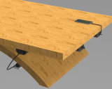테이블 비용을 부과 장비를 나가기를 위한 새로운 디자인