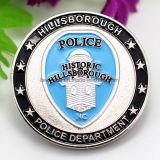 Pièce de monnaie bon marché en gros de souvenir pour le Département de Police