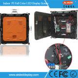 Tela de indicador interna do diodo emissor de luz da cor P5 cheia para anunciar