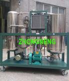 L'olio bene lucidato dell'acciaio inossidabile del commestibile ricicla la macchina