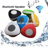 Bluetooth 3.0 방수 저항하는 삼각형 무선 Bluetooth 목욕탕/샤워 스피커