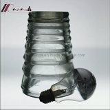 Modernes gewölbtes hängendes Glaslicht für Esszimmer