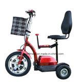 3 عربة ذو عجلات كهربائيّة درّاجة ثلاثية [سكوتر] مع [س&روهس]