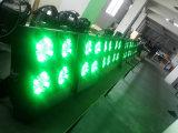 25*15W bewegliches Hauptlicht der Matrix-LED für Disco