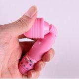 初心者のためのG点のバイブレーター、小さい弾丸のClitoral刺激、女性AV0036のための大人の性のおもちゃ