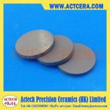 Spazio in bianco della cialda/dischi di ceramica fabbricanti personalizzati/piatto rotondo