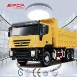 Camión volquete de construcción pesada