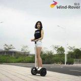 """Do balanço elétrico do auto da bicicleta da maçaroqueira do vento """"trotinette"""" elétrico"""