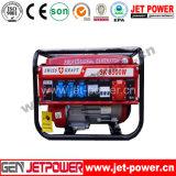 des Benzin-4.5kw beweglicher Treibstoff-Generator Motor-des Generator-5kw