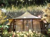 Tentes campantes personnalisées de charme pour l'hôtel superbe d'étoile