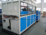Linha de produção plástica da extrusão da placa do teto do PVC