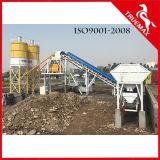 Populaire Horizontale/Stationaire Concrete Installatie van de tweeling-Schacht/Concrete het Mengen zich Machine 60