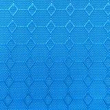ткань Оксфорд жаккарда решетки типа алмаза 250d на мешки/багажи 003