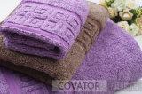 昇進のホテルの綿の浴室/表面/手/ビーチタオル