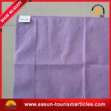 Impressão de cobertura de travesseiro não tecida descartável para avião