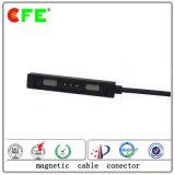 Conector magnético negro 3pin para la herramienta eléctrica