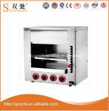 Handelsgeräten-GasSalamander der küche-Sc-M6-6 für Verkauf