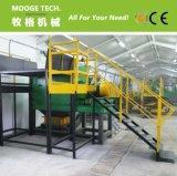 завод по переработке вторичного сырья любимчика емкости 500kg/h