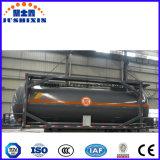 20FTの40FT化学腐食性の有害な液体の記憶ISOの鋼鉄タンク容器