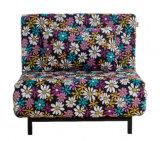 Bâti de sofa plié par tissu simple à la maison de meubles