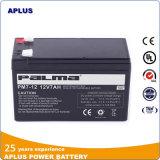 Batteries d'acide de plomb exemptes d'entretien d'UPS 12V7ah pour le marché de l'Iran
