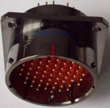 Штепсельная розетка панели соединения штифта серии Mil-26482