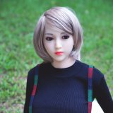 Sapm50A Leben sortierte Silikon-Geschlechts-Puppe-MetallSkeleton reale Gefühls-Liebes-Puppen