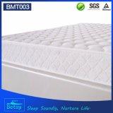 Colchón los 20cm de la cama matrimonial del OEM Comprerssed con capa suave de la espuma y la tela hecha punto cachemira