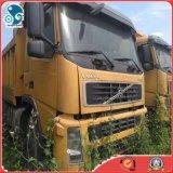 De met water gekoelde Goedkope Gebruikte Vrachtwagen van de Stortplaats van LHD Volvo voor Verkoop (FM8, 15T/30CBM)