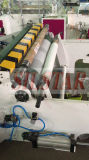 Plastikfilm-durchbrennenmaschine mit ändernder Selbstrolle