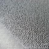Tissu de pile composé de circuit de velours avec le traitement de cation
