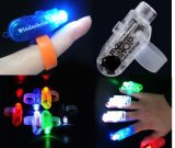 Promotion (4012)를 위한 번쩍이는 LED Finger Light