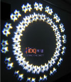luz principal móvil 17r de la etapa del punto de la viga 350W